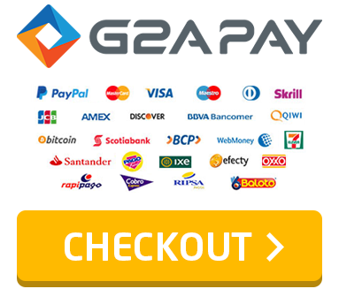 Pay using G2A Pay